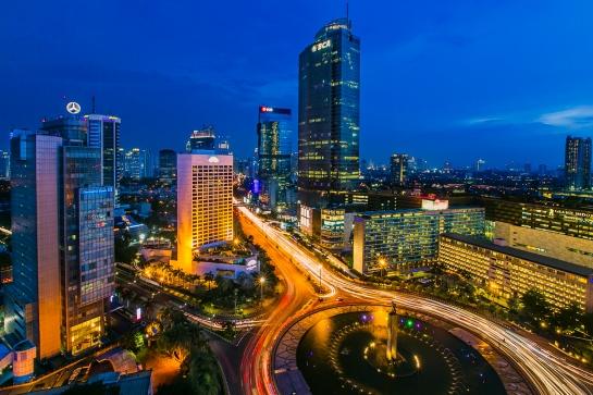 Jakarta malam